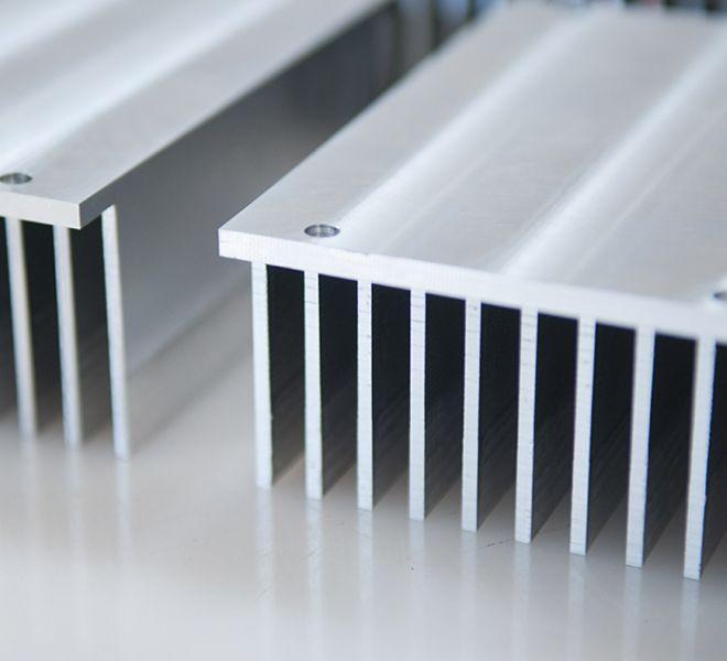 Stworzenie radiatorów we frezarkach 3d