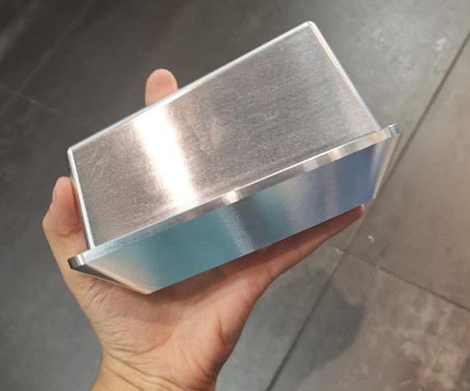 Frezowanie części do Hydrofoil