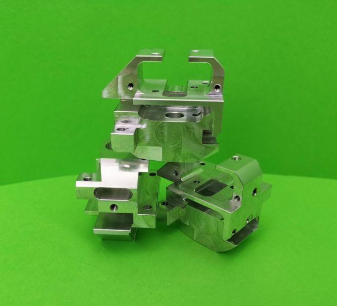 Obróbka CNC aluminium