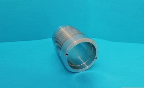 Części dla przemysłu oświetleniowego