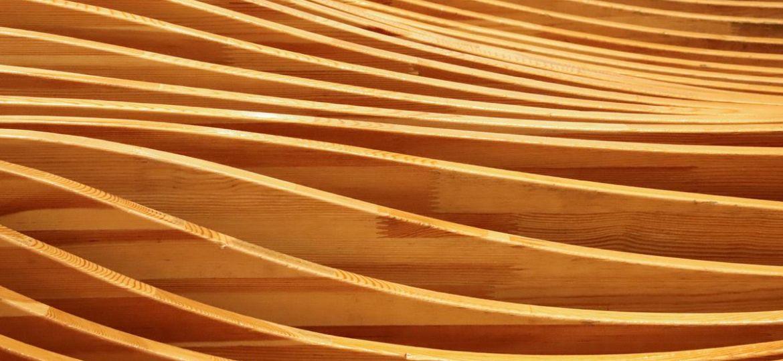 Obróbka CNC sklejki drewnianej